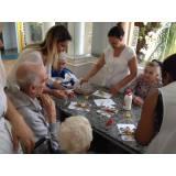 clínica particular para idosos em sp Chácara da Barra