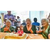clínica de repouso para idosas