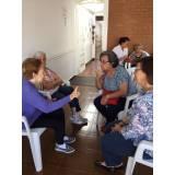 clínica geriátrica