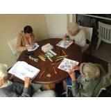 clínica para idosos para Alzheimer