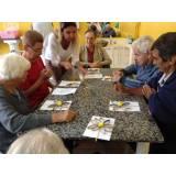 creche particular para idoso com fisioterapia Paulínia