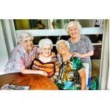 hospedagem de longa permanência para idosos preço Nova Campinas