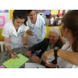 hospedagem para terceira idade com enfermagem preço Chácara da Barra