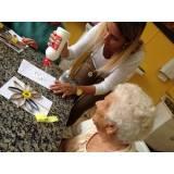 hospedagem para idoso com Parkinson