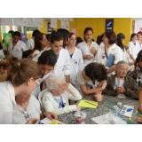 hospedagens para terceira idade com enfermagem Sousas
