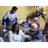 onde encontro casas de repouso para idosos Taquaral