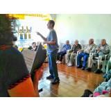 pousadas para idosos Taquaral