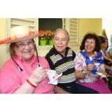 quanto custa clínica de repouso para idosas Taquaral