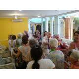 quanto custa hospedagem de idosos Chácara da Barra